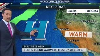Rob's Forecast: Mild Sunday Before Warming Trend