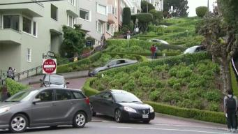 SFPD Fights Lombard Street Crime Surge: Report