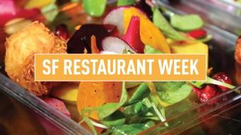 San Francisco Restuarant Week Returns