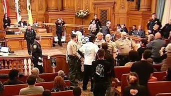 SF Police Commission Under Fire For Vote
