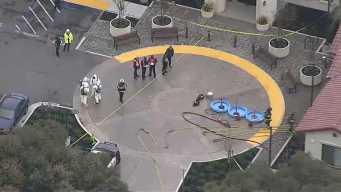 Officials: Possible Hazmat at VA Facility in Menlo Park