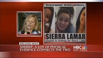 Breaking News: Arrest in Sierra Lamar Case
