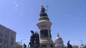 SF City Leaders to Vote on Removal of Controversial Statue