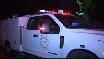 San Jose Standoff Ends in Arrest