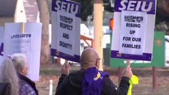 Santa Clara Co. Strike Enters 10th Day, Final Offer on Table