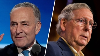 McConnell, Schumer Named Leaders in Senate