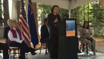 Sen. Feinstein Hosts Summit Vowing to Protect Lake Tahoe