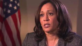 Sen. Harris Concerned About Federal Response to Wildfires