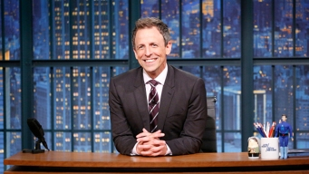 Meyers Celebrates Three-Year 'Late Night' Anniversary