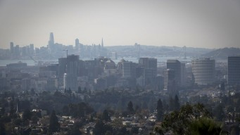 Air Advisory Extended as Wildfire Smoke Drifts to Bay Area