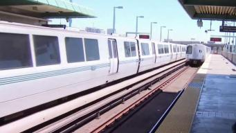 South Bay Residents Concerned With BART Security