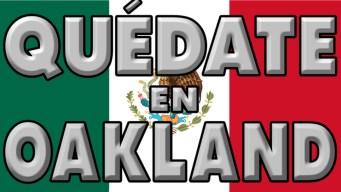'Quédate en Oakland': Raiders Fans Sustain Fight From Mexico