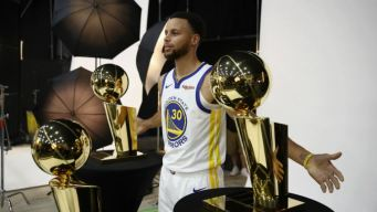 Steph Curry Says Summer Was the Best of His Career