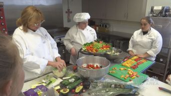 Teens Learn to Cook, Find Career Paths