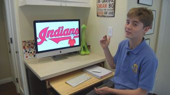 Oakland 14-Year-Old Uses Math to Predict World Series