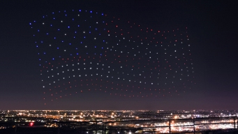 Intel Touts Lady Gaga Show, Use of 300 Drones