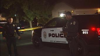 Suspect Shot by Police in Brentwood