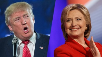 Clinton Won't Respond to Trump Insults