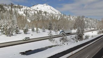 Spring Sierra Storm Could Mean 10 Inches of Snow Above Tahoe