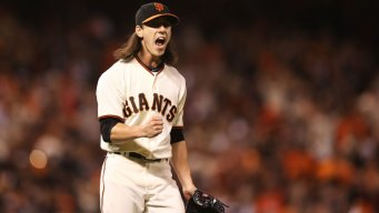 Bochy Names Tim Lincecum Game 4 Starter, Zito for Game 5