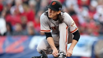 Bochy Likely to 'Revamp' Rotation to Include Lincecum