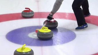 Winter Olympics Fever Sparks Curling Clubs in South Bay