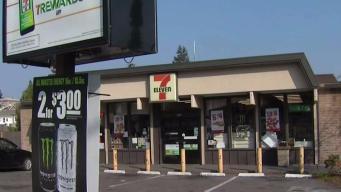 Transient Arrested in Petaluma For Attacking 7-Eleven Clerk