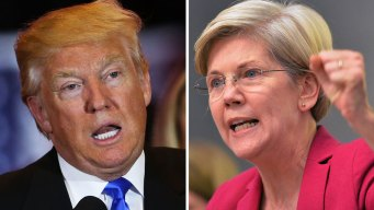 Warren: Trump Is a 'Nasty Little Bully'