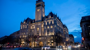 Judges Grill Lawyers in Suit Over Trump's Washington Hotel