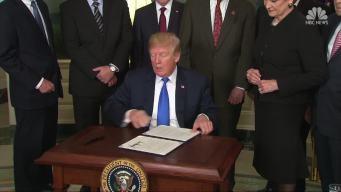 Trump's Tariffs on Chinese Goods Spark Trade War Fears