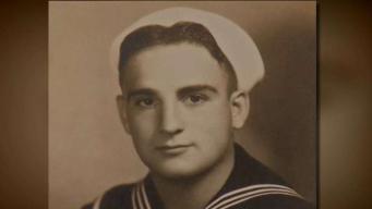 U.S. Sailor Killed During Pearl Harbor Attack Returns Home