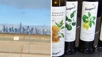 Bay Area Hangar 1 Distillery Makes Vodka Out of Fog