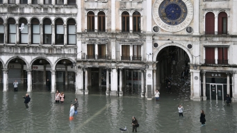 Venice Flooding Leads to State of Emergency in Italy