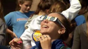 Vision Problems Related to Solar Eclipse
