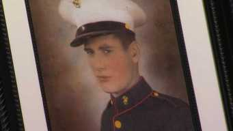 Remains of World War II Marine Returned to Gilroy Family
