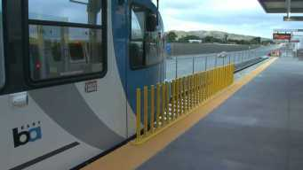 New East Contra Costa BART Extension Opens