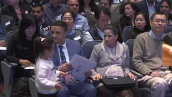 Afghan Army Translator Among Those Naturalized in Hayward