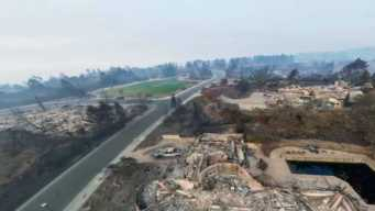 Menlo Park FD's Thermal Imaging Drones Fly to Fire Zones