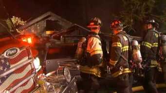 Man Injured in House Fire Near Moss Beach in San Mateo