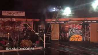 Ricky's Sports Bar Opens After Fire Damaged Building