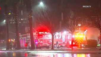 Fire Crews Contain 3 Single-Alarm Blazes in San Jose