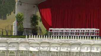 Rain Prompts 7-Hour Delay of Cal State East Bay Commencement