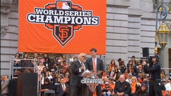 Giants Broadcasters Go Gangnam Style