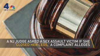 'Close Your Legs' Judge in NJ Sex Case Faces Suspension