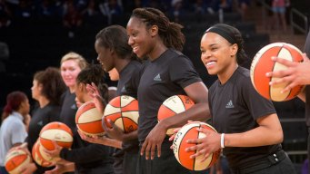 WNBA Withdraws Fines for Players Protesting Shootings