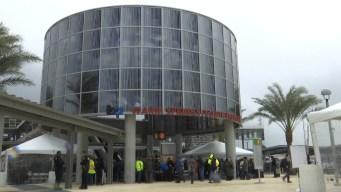Warm Springs BART Station Features Grand Rotunda, Art Glass