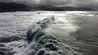 Pounding Waves Expected to Batter Bay Area