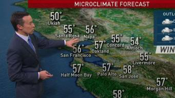 Weather Alert: More Wind and Rain Sunday