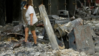 Cleanup, Healing Just Beginning For Kincade Fire Victims