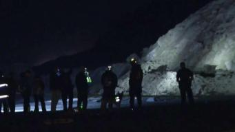 Woman Buried in Cliff Collapse in San Francisco